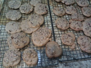 Yes, there will be cookies. :-)