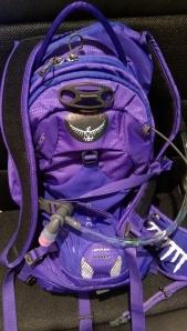 It's purple!!
