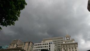 ...stormy weather...