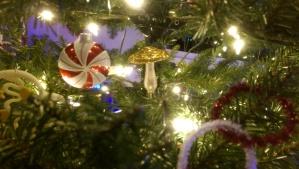 Holiday magic - everyone makes their own.