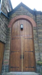 Opening the next door...