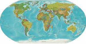 Of course... the map is not the world.