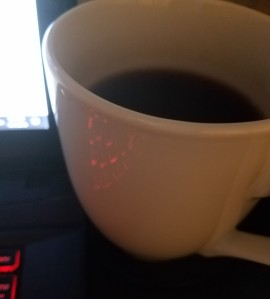 A basic morning.